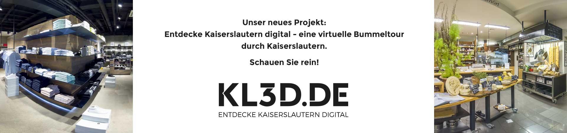 Webbanner KL3D by Markus Nagy